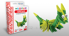 Set for creativity of ZD of origami Drakonchik