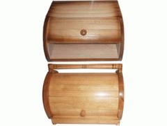 Хлебницы деревянные
