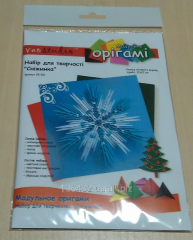 Set for creativity modular origami OK-201