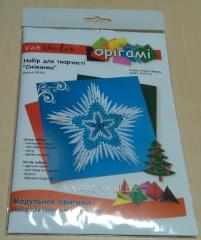 Set for creativity modular origami OK-204