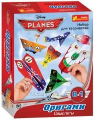Set of origami Disney Planes 6563