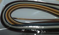 Set of strips for a kvilling nacreous, 144p12tsv,