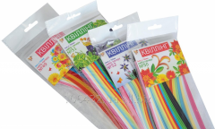 Set of color paper for a kvilling 1 veresnya
