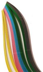 Set of color strips for a kvilling No. 17 of