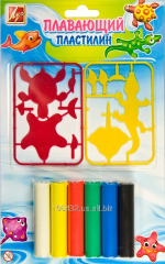 Plasticine an easy floating Beam 6tsv, 84gr with