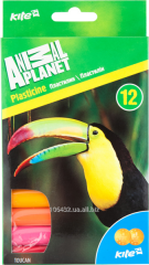 Plasticine soft 12tsv 200gr AP16-086-1 31956