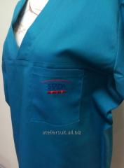 Uniform of the druggis