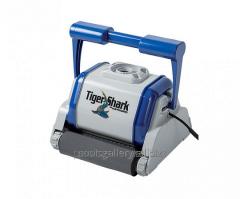 Робот пылесос  для бассейнаTiger Shark США
