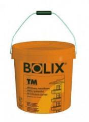 BOLIX Acrylic plaster 30 of kg lamb or bark beetle