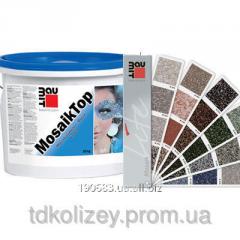 Baumit MosaikTop mosaic plaster (grain 2,0mm)