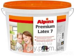 Alpina Premiumlatex 7 B1 Opaque, silky resistant
