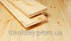 Floorboard first grade PINE 32 h115 Kiev