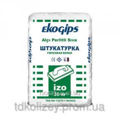 Hard putty of Isohypses Turkey EUROGIPS (30 kg)