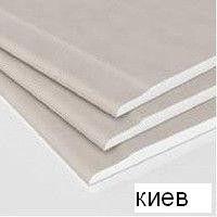 Gypsum cardboard ceiling Knauf 9mm*1200*2000 Kiev