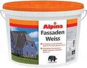 Alpina Fassadenweiß B1 front durable paint 10 of l