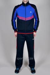 Спортивный костюм Adidas мужской синий