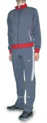 Спортивный костюм Nike Athletic dept серый