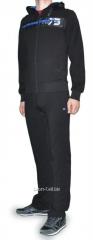 Спортивный костюм MXC черный мужской