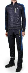 Спортивный костюм Adidas черный мужской