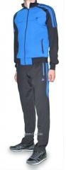 Спортивный костюм MXC серо-синий