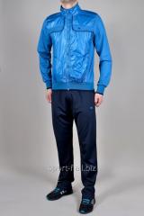 Спортивный костюм MXC синий мужской