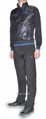 Спортивный костюм  мужской MXC серый