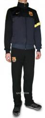 Спортивный костюм Nike FC Barselona черный