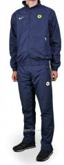 Спортивный костюм Nike T 90 синий