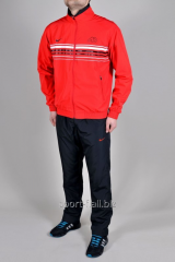Спортивный костюм Nike Athletic Dept красно-черный