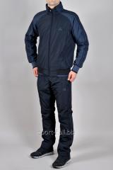 Зимний спортивный костюм Adidas темно-синий