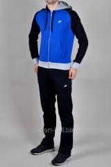 Зимний спортивный костюм мужской трикотаж  Nike