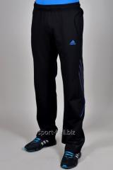Брюки спортивные Adidas черные