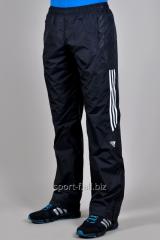 Спортивные брюки Adidas черные
