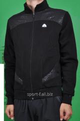 Trowel man's Nike winter black on a lightning