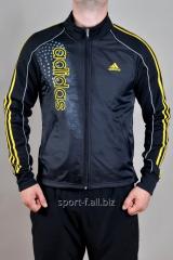 Adidas trowel black with yellow strips