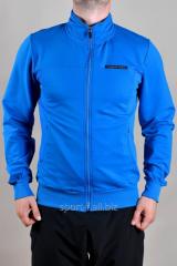 Мастерка Adidas Porsche Design мужская голубая