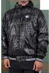 Ветровка мужская коротка  Adidas