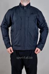 Ветровка мужская черная  Adidas