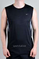 Безрукавка Nike черная