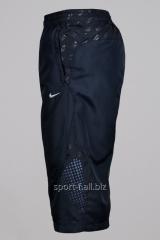 Бриджи Nike серые