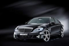 Бронеавтомобиль Mercedes-Benz S 600
