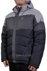 Куртка мужская с капюшоном  Nike