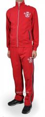 Спортивный костюм Paul Shark мужской красный