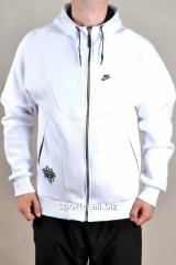Спортивная кофта Nike зимняя белая