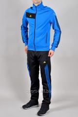 Спортивный костюм мужской яркий  Adidas Predator