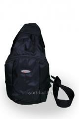 Сумка спортивная Nike черная