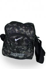 Сумка спортивная камуфляж  Nike