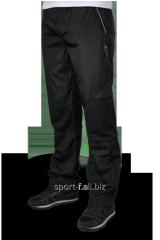 Штаны спортивные Adidas летние черные