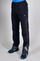 Штаны спортивные черные Nike