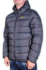 Пуховик Nike спортивный мужской